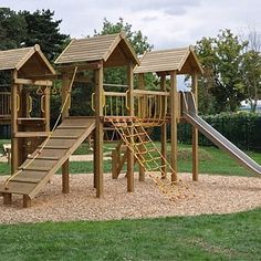 Multi-Play Tower - Playground Equipment http://www.fenlandleisure.co.uk/products/mplf34-maldon/