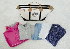 The perfectly packed carry-on starts here {Tips by Anna James of Fash Boulevard}