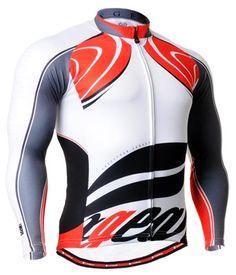 Print cycling jersey biking clothing white shirts men S~3XL f372e6f2b