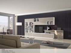 Collection of modern living rooms – Table Ideas Living Room Tv, Living Room Tv Unit Designs, House Interior, Apartment Living Room, Room, Reception Sofa, Home Decor, Living Room Modern, Living Room Bookcase