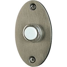 This pushbutton features a high quality matte pewter finish that is perfect for matching pewter hardware. Recessed mount for low profile installations.Regular Price:$69.00  Sale Price $49.31