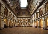 organizing the upcoming international human microbiome congress, paris 19-21 march. the event takes place at the wonderful palais brongniart, the former paris stock exchange. it marks the end of the successful metahit project. definitely a milestone for this field of research and those willing to catch its future trends.
