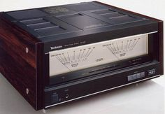 Loves the old Technics equipment. Vintage audio at its best. Hard to find audio treasure!