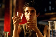 Ben Whishaw as 'Jean-Baptiste Grenouille' in the movie: Perfume: The Story of a Murderer (2006)