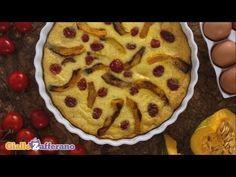 Il #CLAFOUTIS SALATO (savory clafoutis) è una variante del celebre dolce francese. Leggete la ricetta su: http://ricette.giallozafferano.it/Clafoutis-salato.html #GialloZafferano #italianrecipe