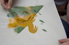 DIY - Stencil How To