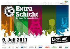 ExtraSchicht - Nacht der Industriekultur - L.H. schmuckundso - LYDIA HARTMANN - WESEL