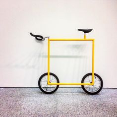 thebicycletree: Contemporary art bike #newyear2016 #portugal...