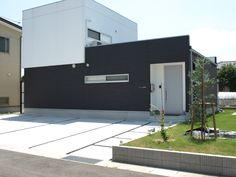 House Rooms, Entrance, Architecture Design, Garage Doors, Park, Simple, Garden, Outdoor Decor, Modern