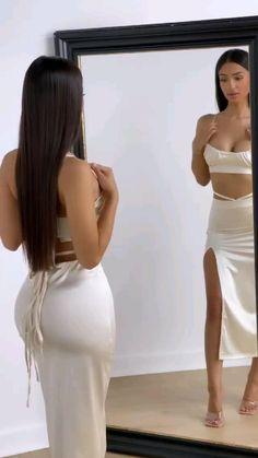 Two Piece Skirt Set, Skirts, Dresses, Style, Fashion, Vestidos, Swag, Moda, Skirt