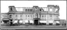 Фотография - Ресторан «Прага» - снимок сделан между 1931-1934 годами (направление съемки — север)