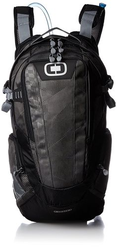 ogio 122004.03 Dakar 100 oz./3 Liter Hydration Pack - Stealth Black ** To view further, visit now : Best hiking backpack
