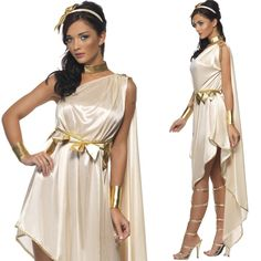 DIY Halloween costume Greek Goddess | Halloween Costume Ideas | Pinterest | DIY Halloween Halloween costumes and Goddesses  sc 1 st  Pinterest & DIY Halloween costume: Greek Goddess | Halloween Costume Ideas ...