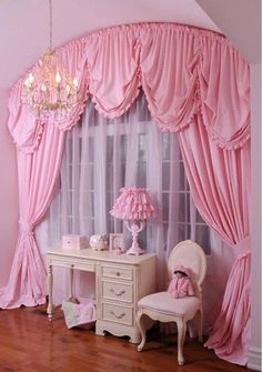 Curtains, but in a different color....