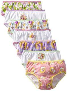 Shopkins Girls Hipster Brief Panties Underwear 3 Pair Size 6 ...