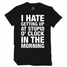 Stupid O'Clock Women's T Shirt
