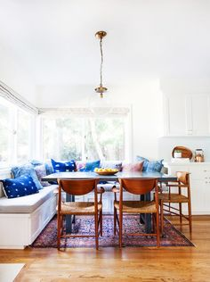 How to Achieve the Boho-Chic Vibe at Home via @MyDomaine