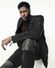 My future husband, Anthony Davis, for Saks Fifth. he's modeling for me. Anthony Davis, Nba Players, Future Husband, Ads, Modeling, Fictional Characters, Modeling Photography, Models, Fantasy Characters
