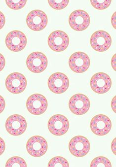 Free Printable Donut Pattern Paper from Cute Backgrounds, Cute Wallpapers, Wallpaper Backgrounds, Iphone Wallpapers, Wallpapers Tumblr, Tumblr Wallpaper, Desktop Wallpapers, Wallpaper Quotes, Cool Wallpaper