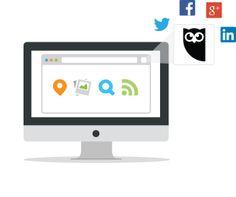 social platform management - Hootlet