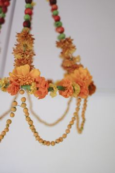 Fresh flower pajaki