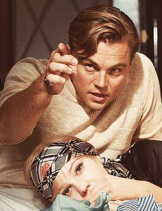 """""""Tu eri sempre presente. In ogni idea. In ogni decisione. E se qualcosa non è di tuo gusto, io la cambierò."""" -Il Grande Gatsby ( Baz Luhrmann)"""