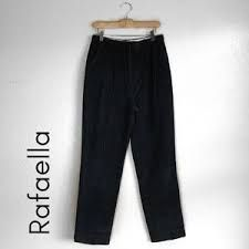 Image result for sewing patterns for womens corduroy trousers Corduroy, Sewing Patterns, Trousers, Sweatpants, Image, Women, Fashion, Trouser Pants, Moda