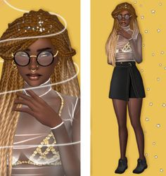 Sims 4 Mm Cc, Sims Four, Sims 4 Cas, My Sims, Tumblr Sims 4, The Sims 4 Packs, Pelo Sims, Sims 4 Characters, Sims 4 Dresses