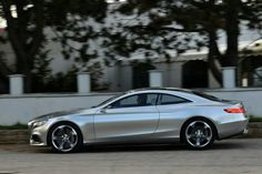 Stunning, Mercedes S coupe. When I get old...