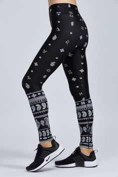 Astrology Yoga Pant by Bandier