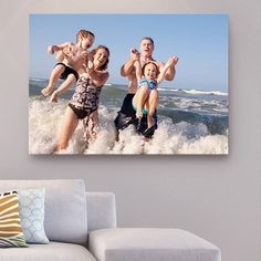 Are you missing summer? We are too.  Bring #summer in your home with new wall decors!  www.my-picture.co.uk #mypicture #walldecor #canvasprints
