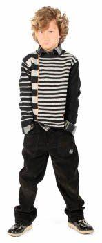 Bad Boy Pants and Sweater Clothing Set. Kid's « Clothing Impulse