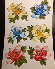 Japanese Tattoo Art, Japanese Sleeve Tattoos, Full Sleeve Tattoos, Japanese Lotus, Japanese Flowers, Japanese Art, Flower Tattoo Designs, Flower Tattoos, Dragon Tattoo Arm