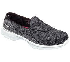 Buy SKECHERS Women's Skechers GOwalk 3 - Super Sock 3 Walking Shoes only £59.00