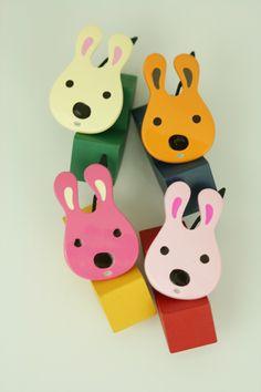 Handmade Hair Accessories / Headbands / Hairpins / Ponytail Holders / Bows / Clips ⓒ JolieandBelle.com