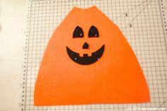Cucire può fare: fare un costume di zucca Carino coccolone senza un modello