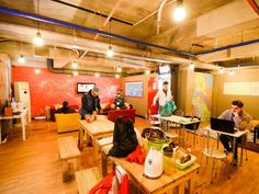 Video - Kimchee Sinchon Guesthouse in Seoul, South Korea