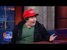 Trump's Chief Nickname Strategist Makes Stephen Cry
