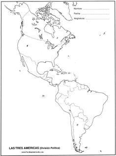 mapa america del sur - Google Search