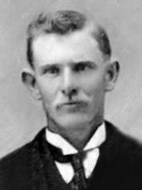 """Lincoln County Regulators- Josiah Gordon """"Doc"""" Scurlock (Died on July 25 1929)"""
