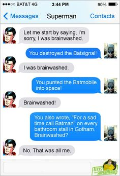 Dc Memes, Marvel Memes, Marvel Dc Comics, Avengers Memes, Marvel Funny, Stupid Funny Memes, Funny Texts, Funny Stuff, Funny Things