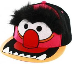 Who wouldn't want this Animal Hat. It goes with everything.