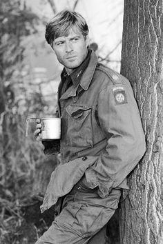 Robert Redford in his younger years was always this version of tortured handsome.  Getty Images  - HarpersBAZAAR.com
