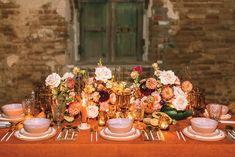 wedding reception table decor Wedding Reception Table Decorations, Wedding Centerpieces, Reception Ideas, Mango Popsicles, Handmade Invitations, Modern Romance, Ceremony Backdrop, Zinnias
