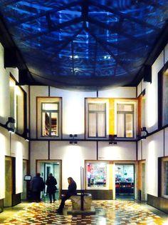 Mario Botta - Fondazione Querini Stampalia, Venezia | Flickr - Photo Sharing!