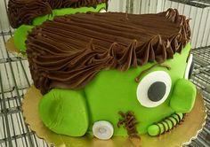 Photo Slideshow: Halloween Cakes: Cake Boss: TLC