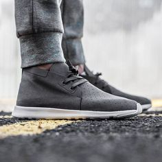"""""""The perforated MicroFiber upper and EVA sole unit make the Apollo Chukka a super lightweight shoe. The full @NativeShoes Apollo range is available now at…"""":"""