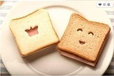 toast cuteness :)