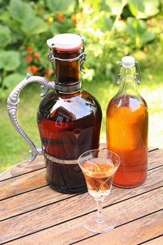 vin de miel maison Cocktail Drinks, Cocktails, Alcoholic Drinks, Beverages, Kombucha, Happy Hour, Old Fashioned Drink, How To Make Drinks, Milkshake