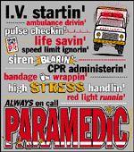 Haha Yep Paramedic School AinT Easy   Emt